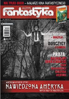 Nowa Fantastyka 07 (382) 2014