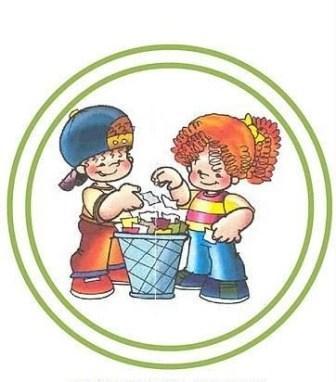 Mafaldita en el jard n reglas de convivencia a color for Figuras para el jardin