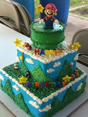 Gambar foto kue ulang tahun lucu  TipsCaraTerbaikCom