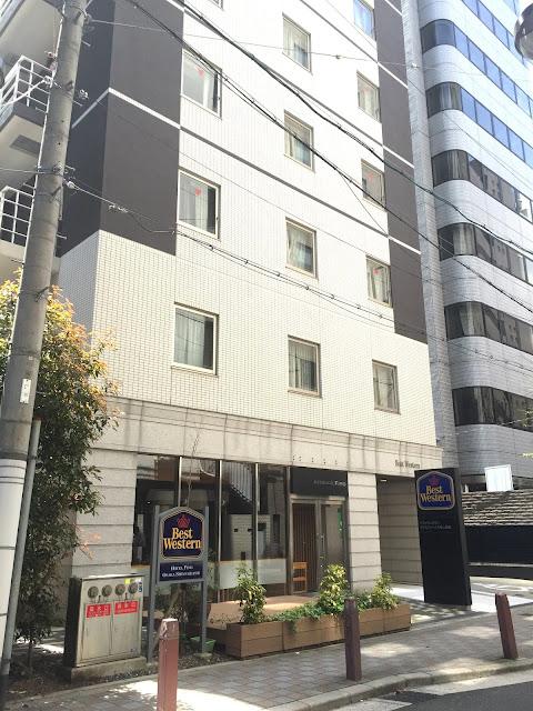 住宿日本大阪 - Best Western Hotel Fino Osaka Shinsaibashi 心齋橋西佳飯店