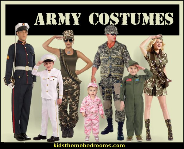 army costumes military costumes navy costumes