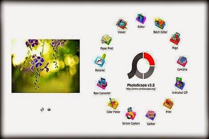 تحميل برنامج تصميم الصور Download Photoscape