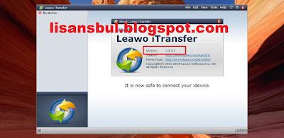 leawo itransfer registration code free
