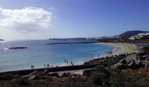 mare a Lanzarote