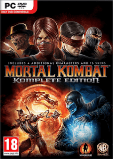 โหลดเกมส์ PC Mortal Kombat Complete Edition