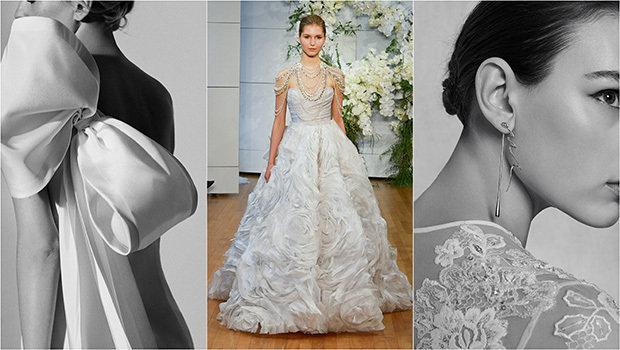 cb7c6c734499e لكل عروس محبة للموضة وعاشقة للتميز، لا مجال للشك بأنك تريدين أن تكوني  مختلفة عن سائر العرائس في يوم زفافك! هذا أمر ليس هين عند الالتزام بقواعد  الموضة أو حتى ...