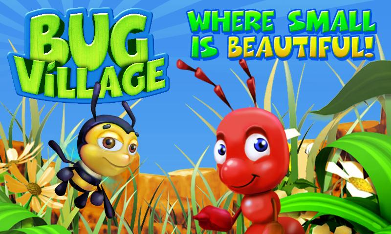 Bug Village Game