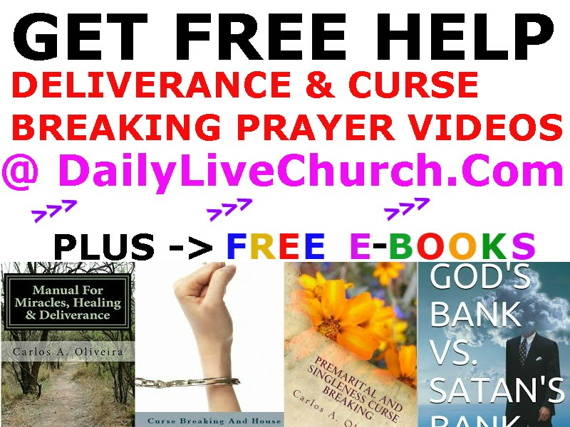 FREE Christian eBooks Spiritual Warfare Prayers Singleness Curse Breaking