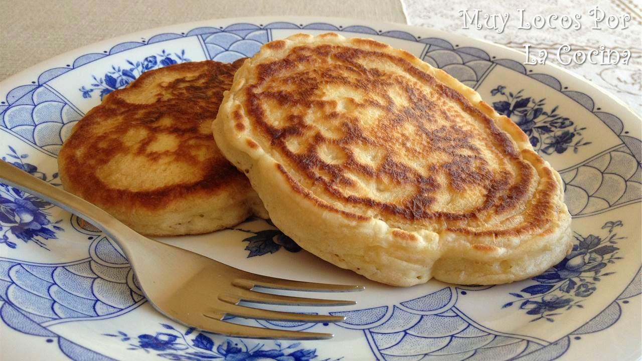 Tortitas Irlandesas (Irish Pancakes)