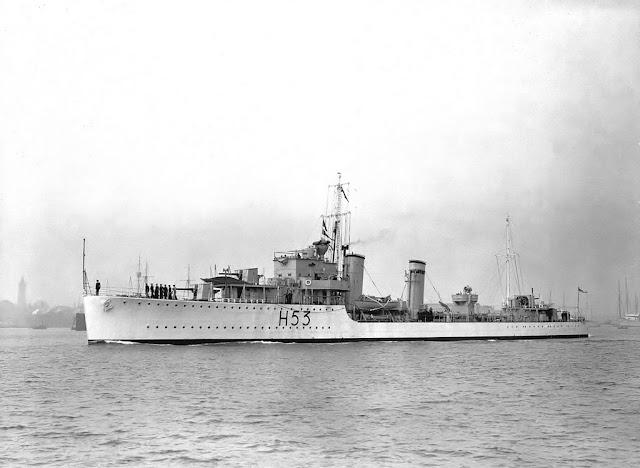 24 February 1941 worldwartwo.filminspector.com HMS Dainty