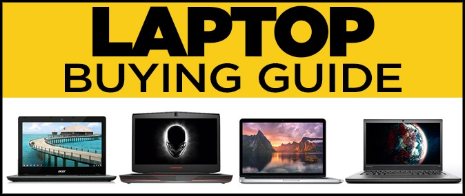 laptop buying guide for dummies