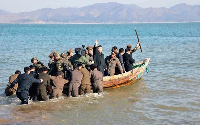 A maneira como mídia internacional retrata Kim Jong-un e a Coreia do Norte é totalmente irracional.