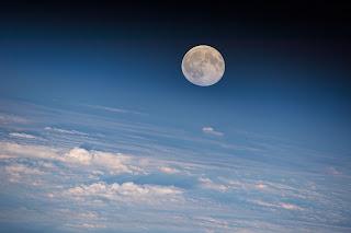 Moonrise ISS