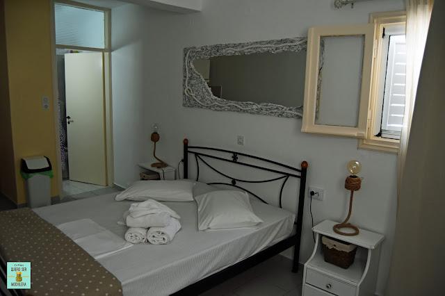 Alojamiento en Milos, Grecia