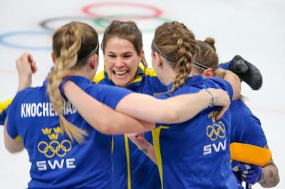 CURLING - Suiza le gana el bronce a Canadá. Suecia y Corea jugarán la final femenina