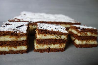 Ciasto Mannowiec