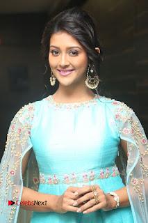 Actress Pooja Jhaveri Stills at Dwaraka Audio Launch  0051