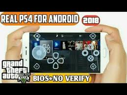 PS 4 BIOS FOR GTA V || NOW RUN GTA V IN ANDROID