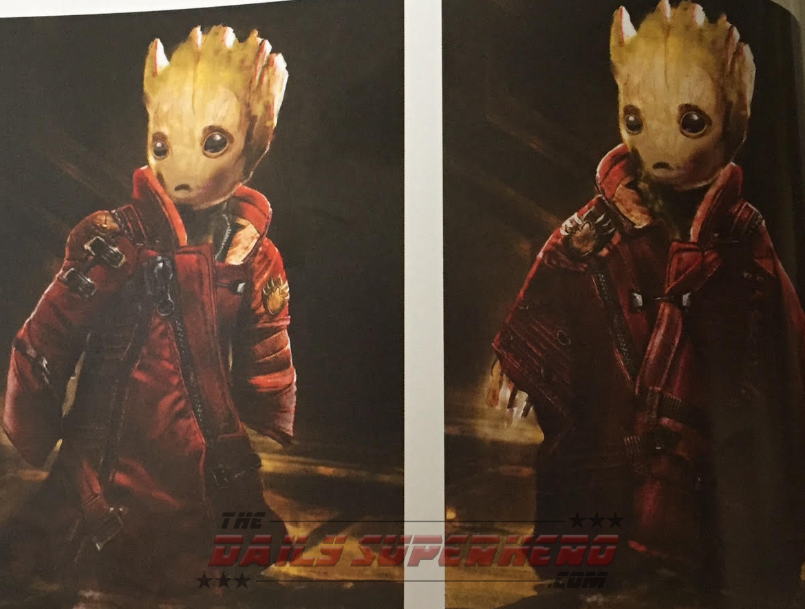 Stuffed Animal Galaxy Baby Groot Guardians 2