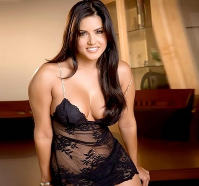 Sunny Leone is the goddess of sexiness
