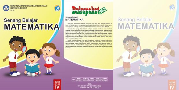 Materi Matematika Kelas 4 Kurikulum 2013 Revisi 2018