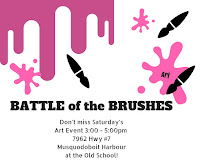 Battle of the Brushes poster