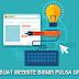 Cara Membuat Web Blog Pulsa Gratis dan Cepat