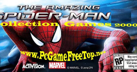 All Spider Man Games Collection - List - Full Version Game Download - PcGameFreeTop