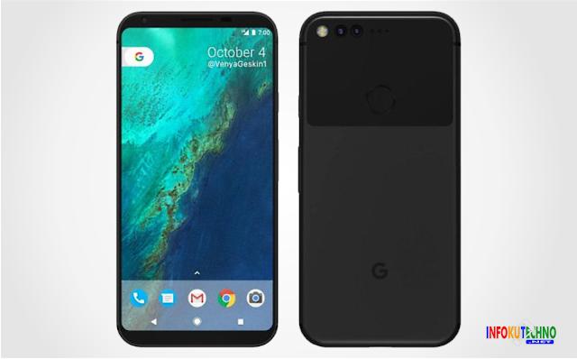 Google Pixel 2 XL Full Spesifikasi dan Harga Terbaru