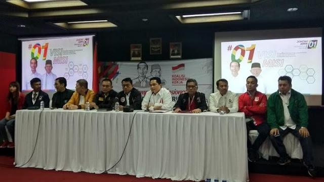 Kubu Jokowi Pasang Strategi Perang Total, Ini Kata Pengamat
