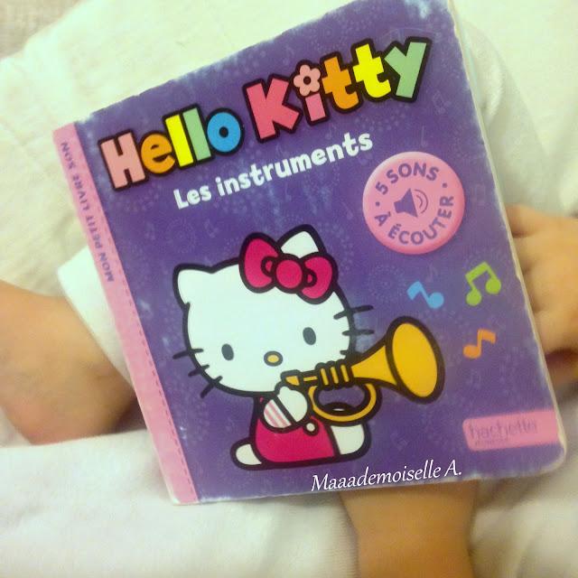 Hello Kitty - Les instruments