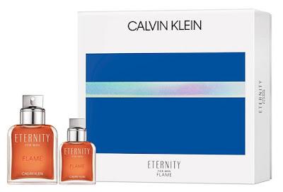 Zestaw Calvin Klein Eternity Flame for Men: 30 i 100 mL