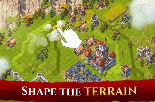 Lords & Castles Mod Apk
