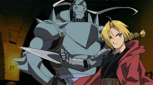 Download Anime Fullmetal Alchemist Completo