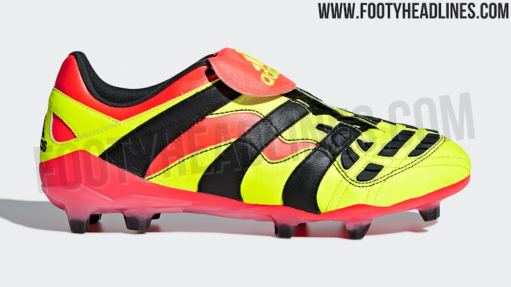 461330bd3310 Electricity  Adidas Predator Accelerator Remake Boots Released ...