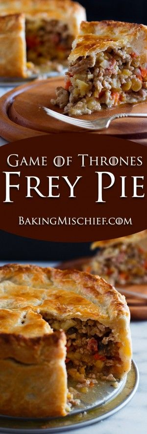 Game of Thrones Frey Pie