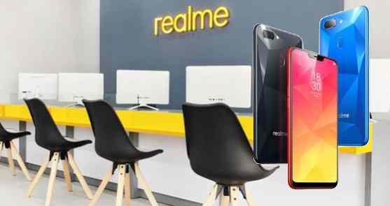 Perbaikan resmi Realme Di jawa Tengah