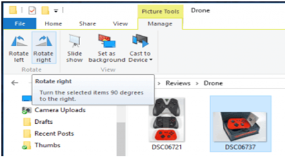 picture tools help in windows 8