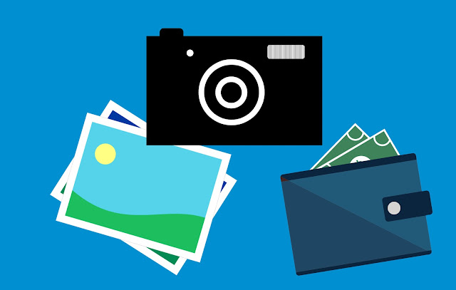 make money from home with photo sell