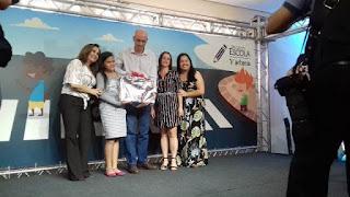 Aluna de Pariquera-Açu conquista primeiro lugar em concurso da Arteris