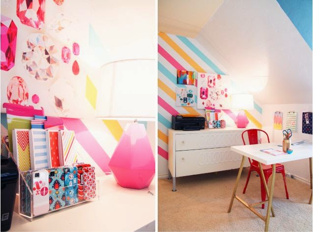 10 Renter Friendly Ways To Add Color Amp Pattern To Your