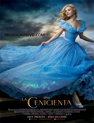La Cenicienta Cinderella 2015 online