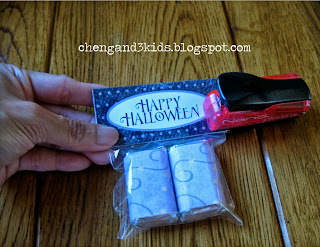 Free Printable Halloween Treat Bag Topper by Cheng and 3 Kids