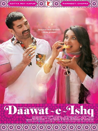 Daawat-E-Ishq (2014) Movie Poster No. 2