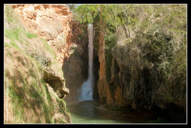 Cascada Cola de Caballo Monasterio de Piedra