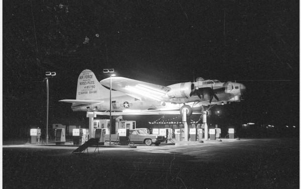 Art Lacey's Bomber Station Portland Oregon 2