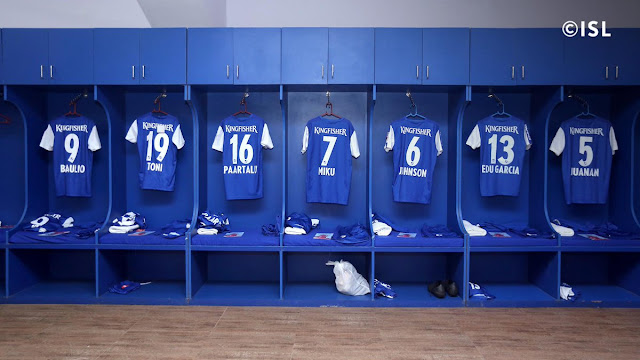 Bengaluru FC Jersey