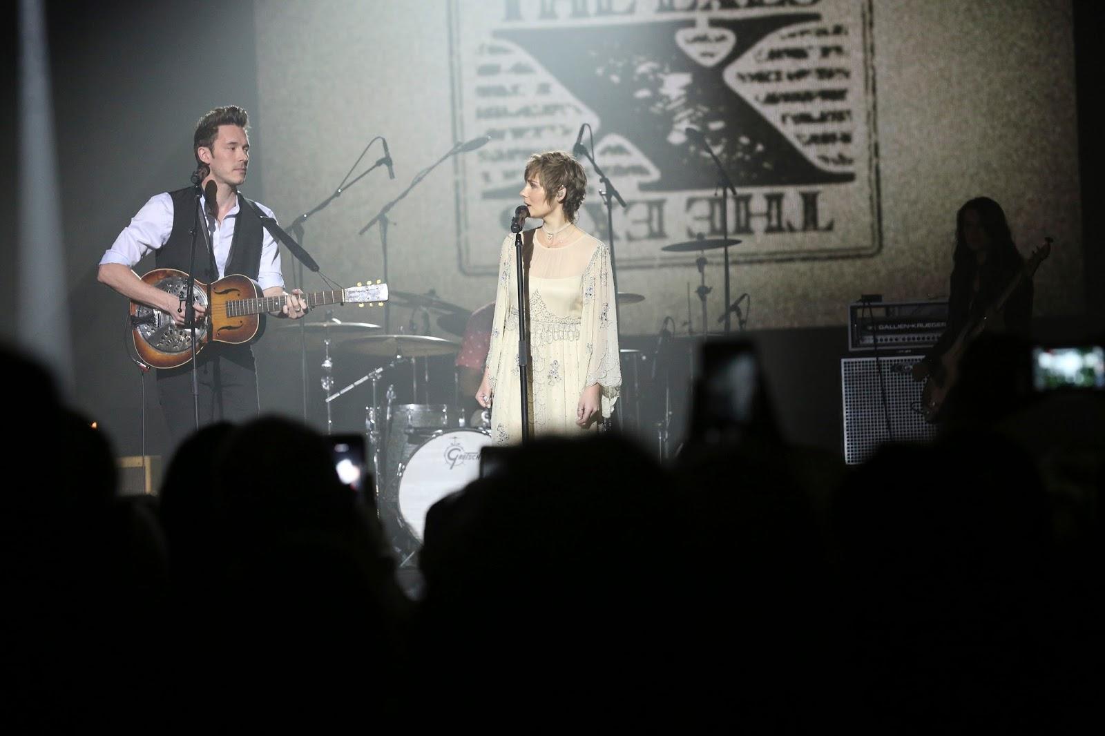 The Exes (Scarlett y Gunnar) de Nashville