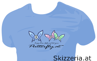 Putterfly Disc Golf Shirt