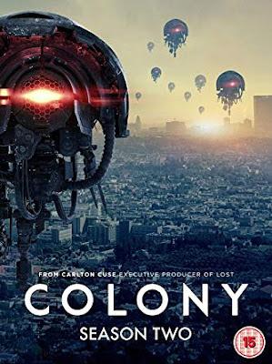 Colony - prezentare
